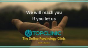 telemedicine, video therapy in Counselling Psychology, we will reach you if you let us