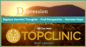 low mood or depression, replace harmful thoughts, find perspective, harness hope