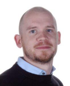 Dr Ciaran Jennings  psychologist at TopClinic